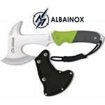Hachette full tang 28cm acier inox - Survie camping ALBAINOX