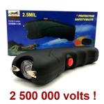 Taser shocker LED 2 500 000 volts ! Inclus étui...