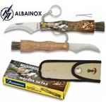 Couteau greffoir champignon 20,5cm serpette - ALBAINOX2