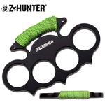 Poing américain Z-HUNTER arme - Design Zombie