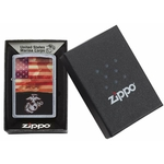 Briquet Zippo officiel - US Marine Corps USA (USMC)