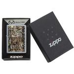 Briquet Zippo officiel - Animal chevreuil cerf biche...