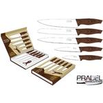 Coffret couteaux PRADEL couteau de cuisine table - Acier blanc knife