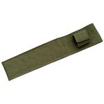 Couteau tactique 19cm paracorde poignard - vert.