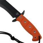 Poignard abomination 38,5cm couteau + étui...