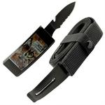 Couteau ceinture universelle toutes tailles - Pirate des Caraïbes..