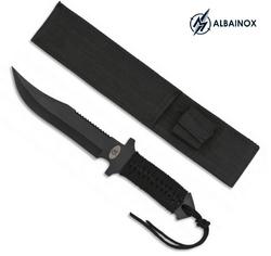 Poignard couteau 29,5cm full tang - Tactique ALBAINOX