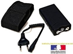 Taser shocker électrique - Paralyseur tazer 5 000 000 volts !