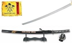 Katana arme 92,5cm + socle déco - Design Samouraï