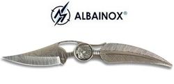 Couteau Indien Plume 20cm - Albainox