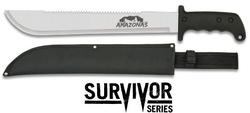 Machette de survie 51cm AMAZONAS