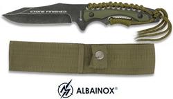 Poignard militaire 24,8cm tactique - Albainox