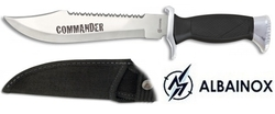Poignard couteau 31,5cm Commander - ALBAINOX...