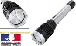 Taser shocker électrique LED - Tazer power 9 800 000 volts !