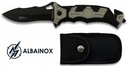 Couteau pliant tactique 21,5cm - ALBAINOX