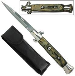 Grand couteau Italien 24cm automatique à cran d'arret