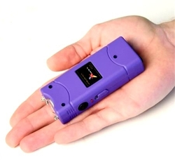 Taser shocker 6 800 000 volts ! électrique violet - Tazer Power.