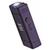 Taser shocker électrique violet - Tazer 25 000 000 volts !..