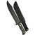 Grand poignard Bowie de chasse 42cm - Couteau2