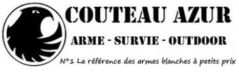 Couteau Azur