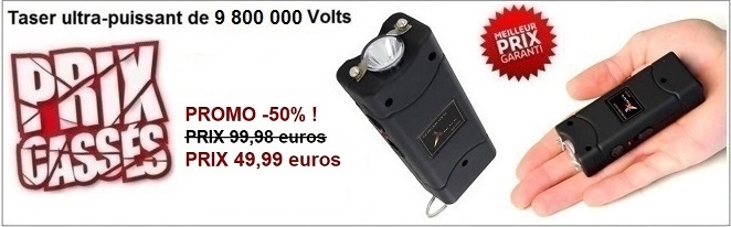 taser-shocker-promotion-remise-solde