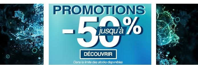 Promotion solde