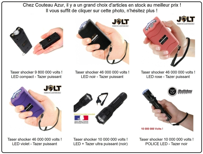 Taser shocker tazer