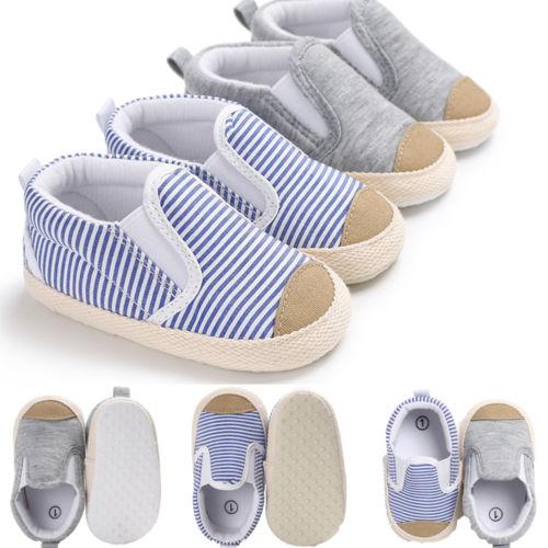 chaussures premiers pas anti-dérapantes pour fille et garçon