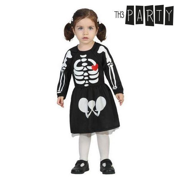 Déguisement de squelette pour Bébés