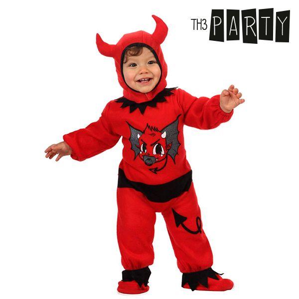 Déguisement de diable pour Bébés