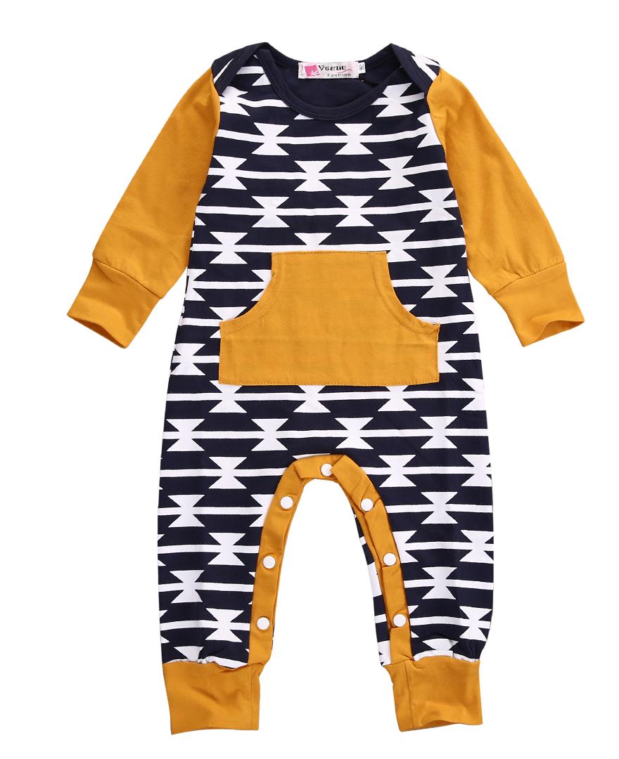 Combinaison pyjama à manches longues