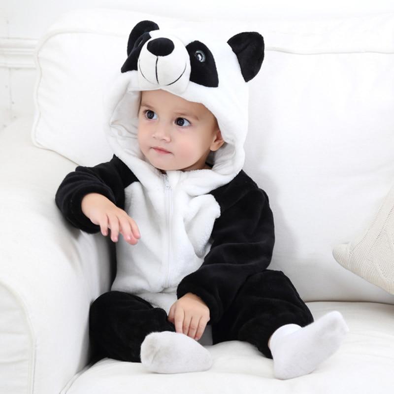 Grenouillère panda confort pour bébé