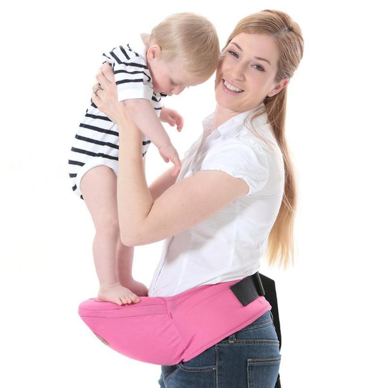 Porte-bébé physiologique ceinture