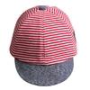 Summer-Newborn-Baby-Boy-Girl-Kid-Toddler-Infant-Hat-Peaked-Baseball-Beret-Cap-Striped