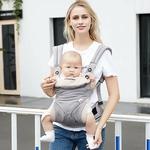 porte-bébé physiologique multifonctionnel respirant photo5