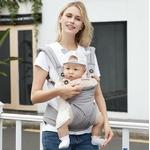 porte-bébé physiologique multifonctionnel respirant photo2