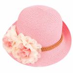 B-b-fille-enfants-enfants-mode-t-fleur-conception-paille-chapeau-de-plage-chapeau-de-soleil-paille-fille-été