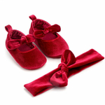 0-18M-princesse-nouveau-n-infantile-b-b-filles-chaussures-velours-rouge-no-l-b-b