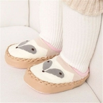 B-b-chaussures-chaussettes-Enfants-Infantile-de-Bande-Dessin-e-Chaussettes-B-b-Cadeau-Enfants-Chaussettes