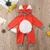 nouveau-né-bébé-barboteuse-animaux-renard