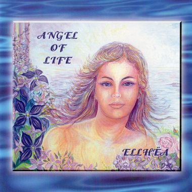 CD musique relaxante - Ange de La Vie