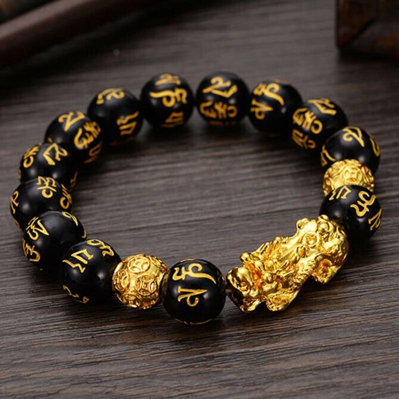 Bracelet feng-shui richesse Pi Xiu