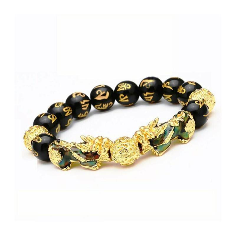 Bracelet feng-shui Chance Richesse Pi XIU