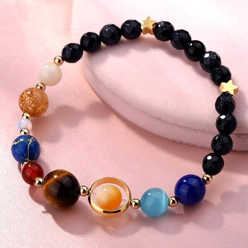 Bracelet ou collier Harmonie Cosmique