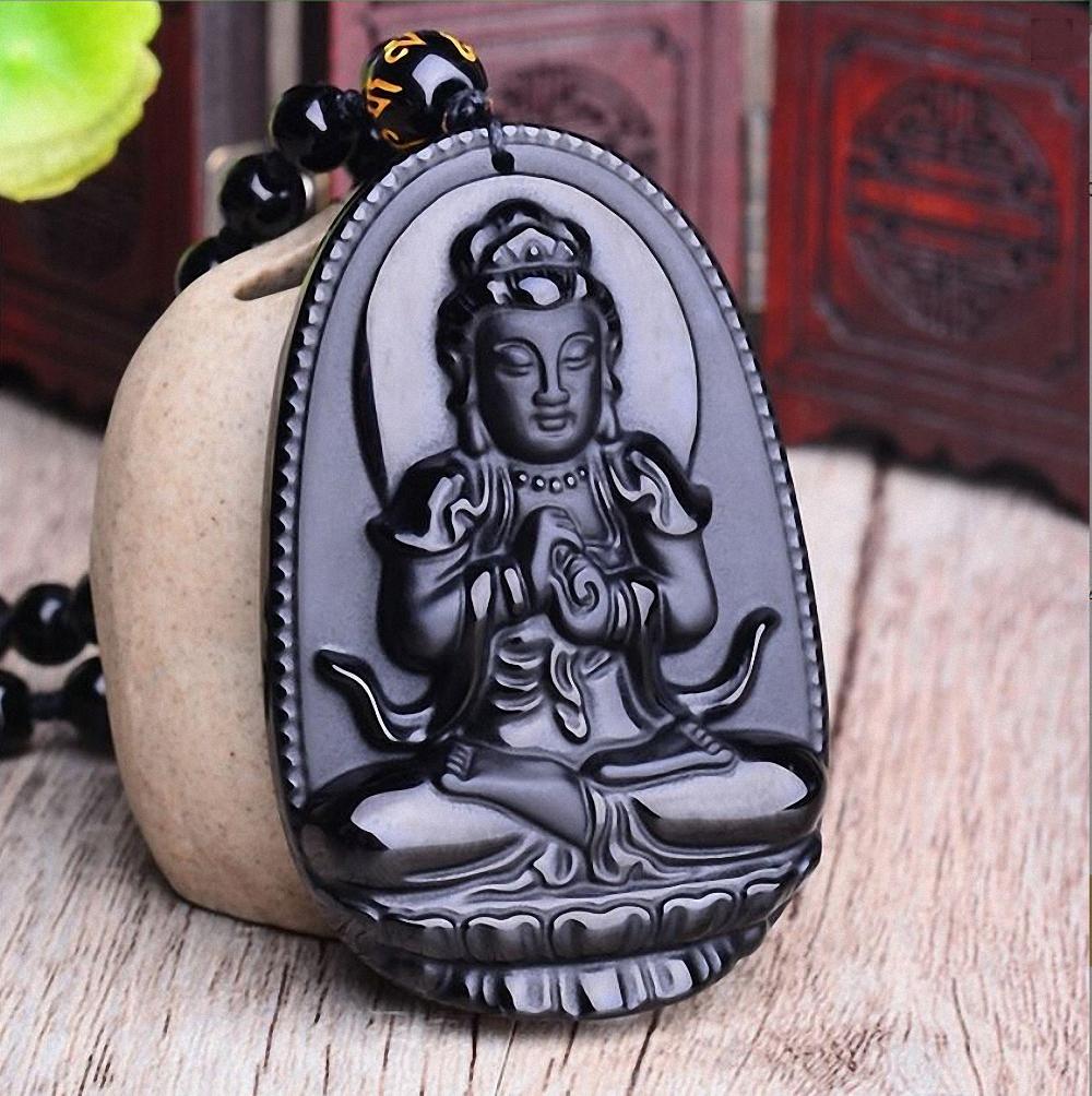 pendentif buddha C7
