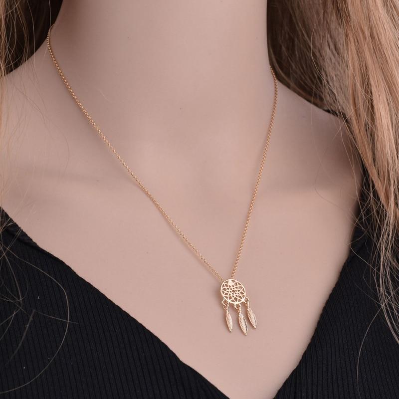 Collier pendentif Capteur de Rêves
