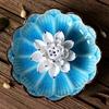 brûleur-d-encens-lotus-bleu-clair-en-céramique-Boutique-zen-style