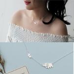 collier-en-argent-Sterling-petit-éléphant-pour-la-chance-boutique-zen-style