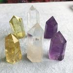 Cristal-de-Citrine-jaune-naturel-am-thyste-cristal-blanc-polissage-cristal-baguette-Point-de-gu-rison