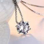 Cha-ne-en-strass-exquise-zircon-unique-925-collier-en-argent-pur-accessoires-de-mode-f